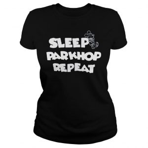 [Hot item] Mickey mouse sleep parkhop repeat shirt Classic Ladies Tee