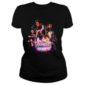 Marvel Studios Avengers endgame shirt Classic Ladies Tee