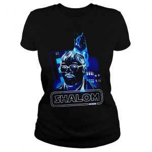 Shalom return of the Jim shirt Classic Ladies Tee