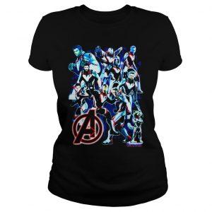 marvel avengers endgame shirt Classic Ladies Tee