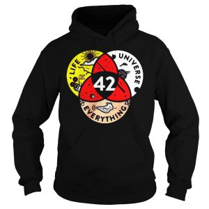 [Hot item] 42 the answer to life the universe and everything shirt Hoodie