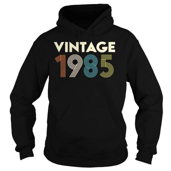 Vintage 1985 shirt Hoodie