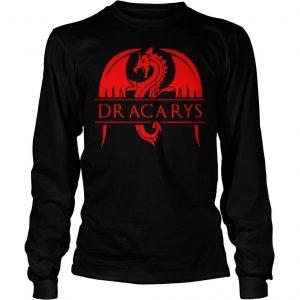 Game of Thrones Dracarys Dragon shirt Longsleeve Tee Unisex