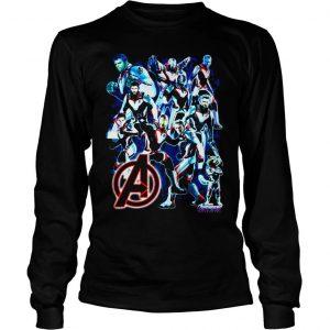 marvel avengers endgame shirt Longsleeve Tee Unisex