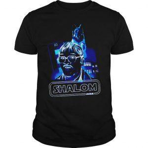 Shalom return of the Jim shirt