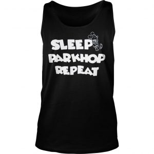 [Hot item] Mickey mouse sleep parkhop repeat shirt TankTop
