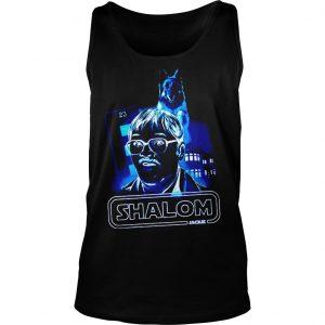Shalom return of the Jim shirt TankTop