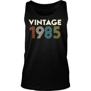 Vintage 1985 shirt TankTop