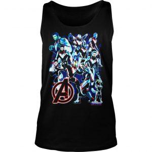 marvel avengers endgame shirt TankTop