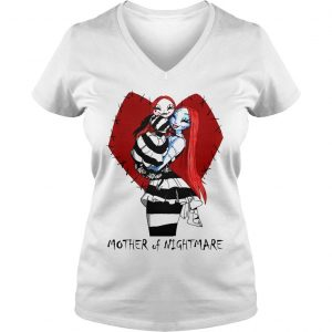 Sally Mother Of Nightmare shirt Ladies V-Neck