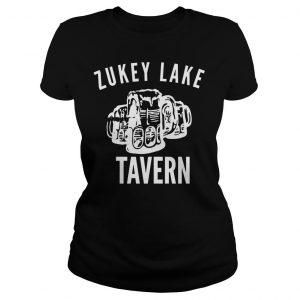 Ryan Reynolds Zukey Lake Tavern Shirt Classic Ladies Tee