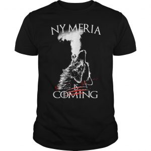 Nymeria is coming Game of Thrones shirt Shirt