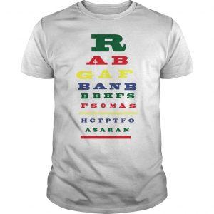 R AB gaf banb bbhfs fsomas hctptfo asaran shirt Shirt
