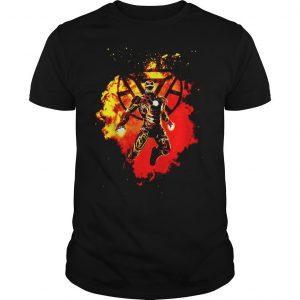 Soul of the Genius Iron man shirt Shirt