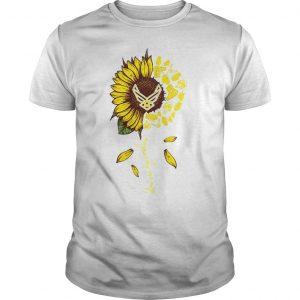 Sunflower You Are My Sunshine Us Air Force Shirt Shirt