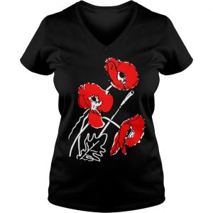 The Royal Canadian Legion Mothers day shirt Ladies V-Neck