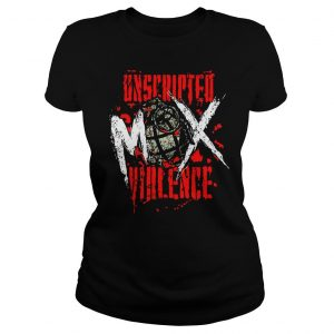 Jon Moxley Uned Mox Violence Shirt Classic Ladies Tee