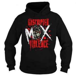 Jon Moxley Uned Mox Violence Shirt Hoodie