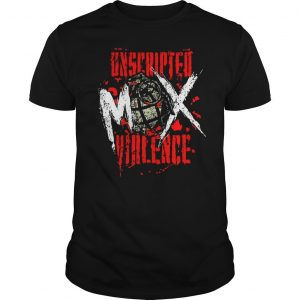 Jon Moxley Uned Mox Violence Shirt