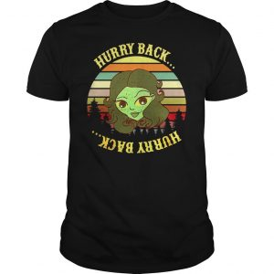 The Haunted Mansion hurry back sunset shirt Shirt