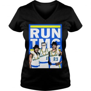 Run TMC shirt Ladies V-Neck
