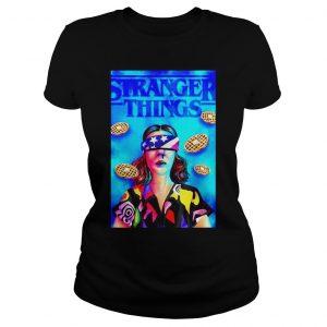 Stranger Things season 3 Eleven Chapter 7 The Bite shirt Classic Ladies Tee