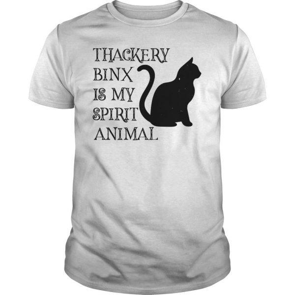 Thackery Binx is my spirit animal cat shirt Shirt