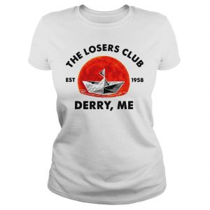 The losers club est 1958 derry me shirt Classic Ladies Tee