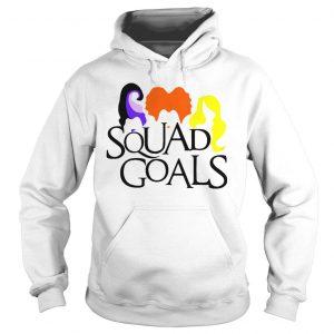 Halloween Squad Goals Shirt Hoodie