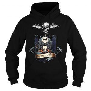 Jack Skellington Avenged Sevenfold shirt Hoodie