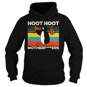 Penguin noot noot motherfucker vintage shirt Hoodie