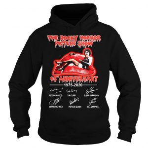 The Rocky Horror Picture Show 45th Anniversary 1975 2020 Shirt Hoodie