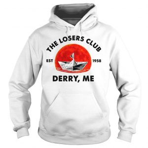 The losers club est 1958 derry me shirt Hoodie