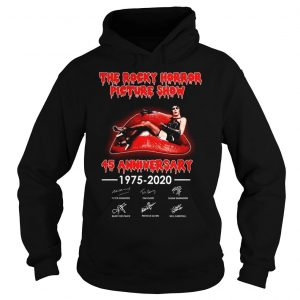 The rocky horror picture show 45 anniversary shirt Hoodie