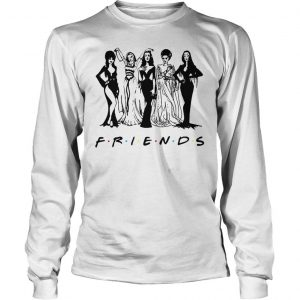 Halloween party Hocus Pocus friends tv show style shirt Longsleeve Tee Unisex