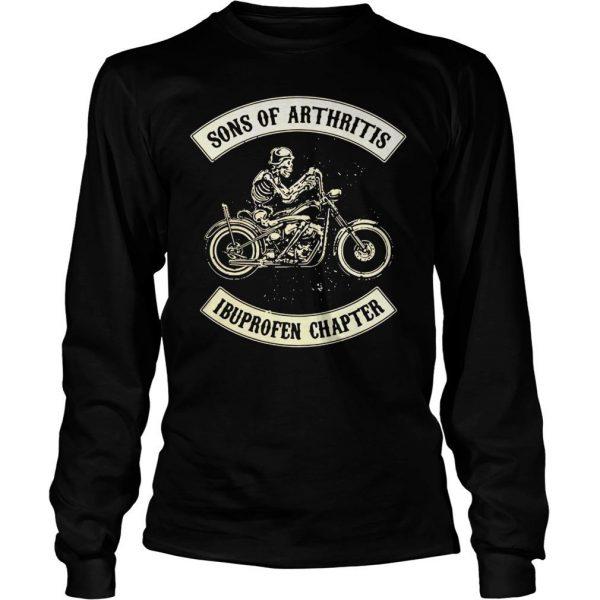 Sons of arthritis Ibuprofen chapter shirt Longsleeve Tee Unisex