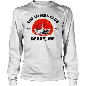 The losers club est 1958 derry me shirt Longsleeve Tee Unisex