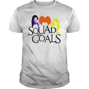 Halloween Squad Goals Shirt
