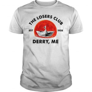 The losers club est 1958 derry me shirt
