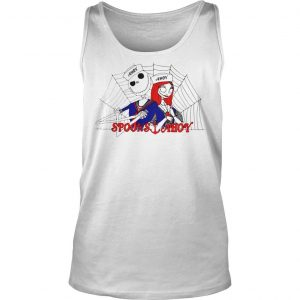 Jack Skellington and Sally Spooks Ahoy shirt