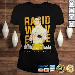 Chris Benoit Shirt Classic Ladies Tee