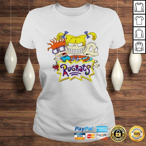 Rugrats Official TShirt Classic Ladies Tee