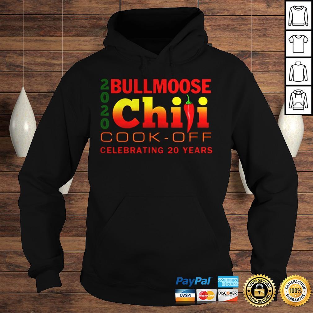 2020 Bullmoose Chili Cookoff TShirt Hoodie
