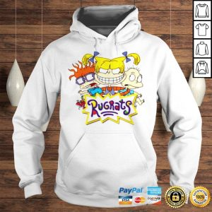 Rugrats Official TShirt Hoodie
