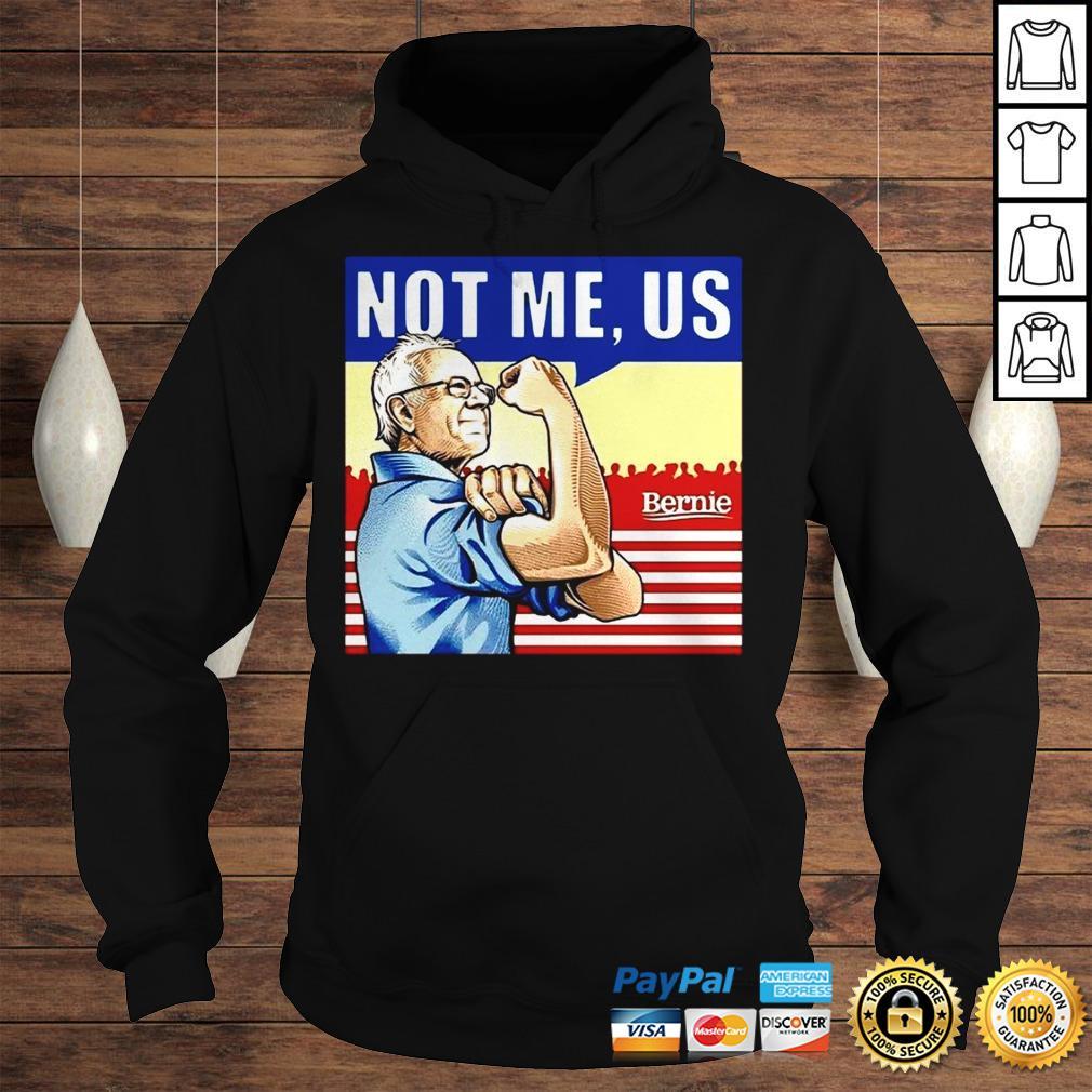Thank You Bernie Tee Shirt Hoodie