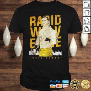 Chris Benoit Shirt Shirt