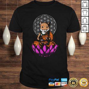 Hamster Mouse Buddha Shirt