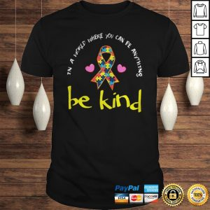 Puzzle Autism Awareness Kindness Ribbon Breast Cancer shirt Shirt