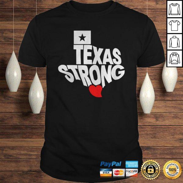 Texas Strong Official TShirt Shirt