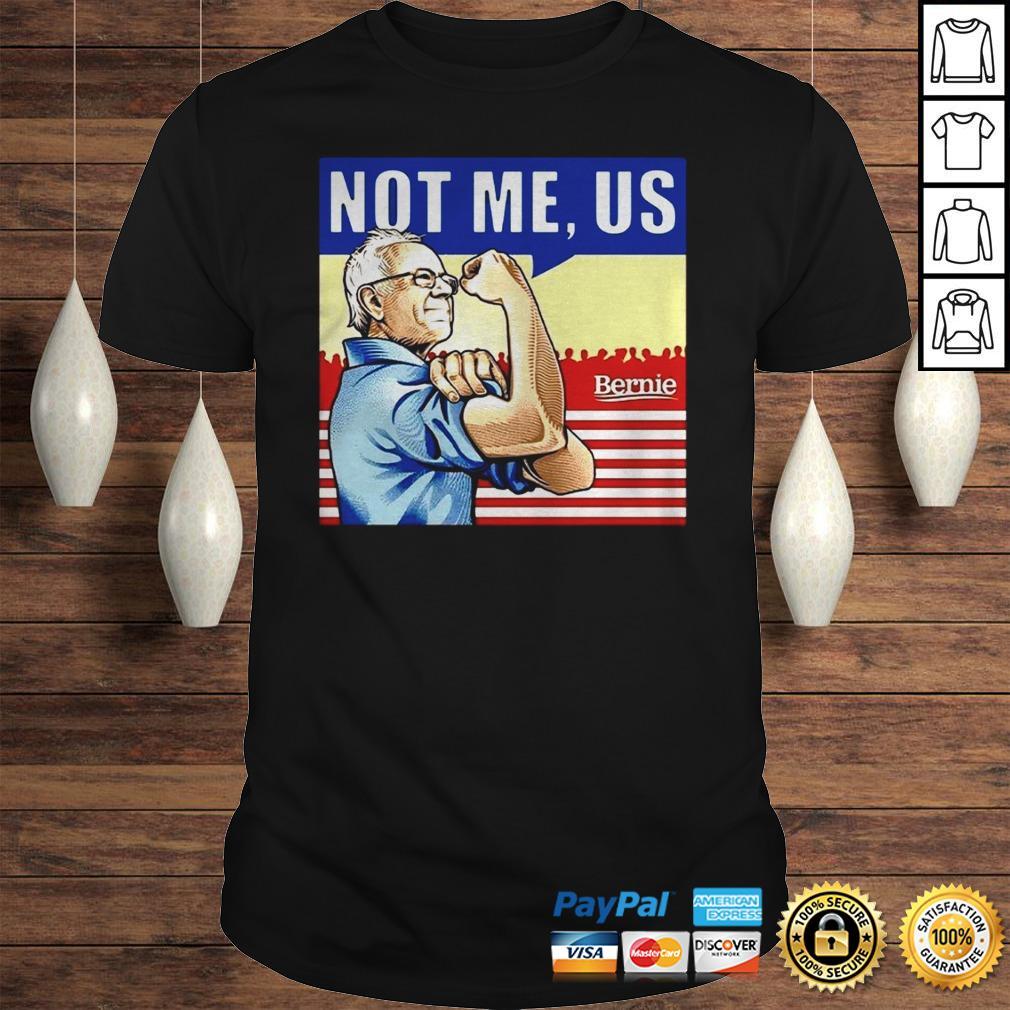 Thank You Bernie Tee Shirt